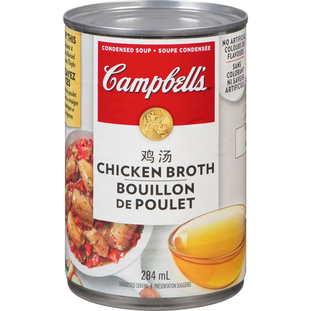 Broth, Chicken