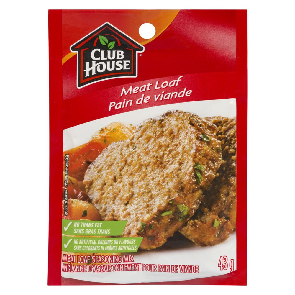 Meat Loaf Seasoning Mix