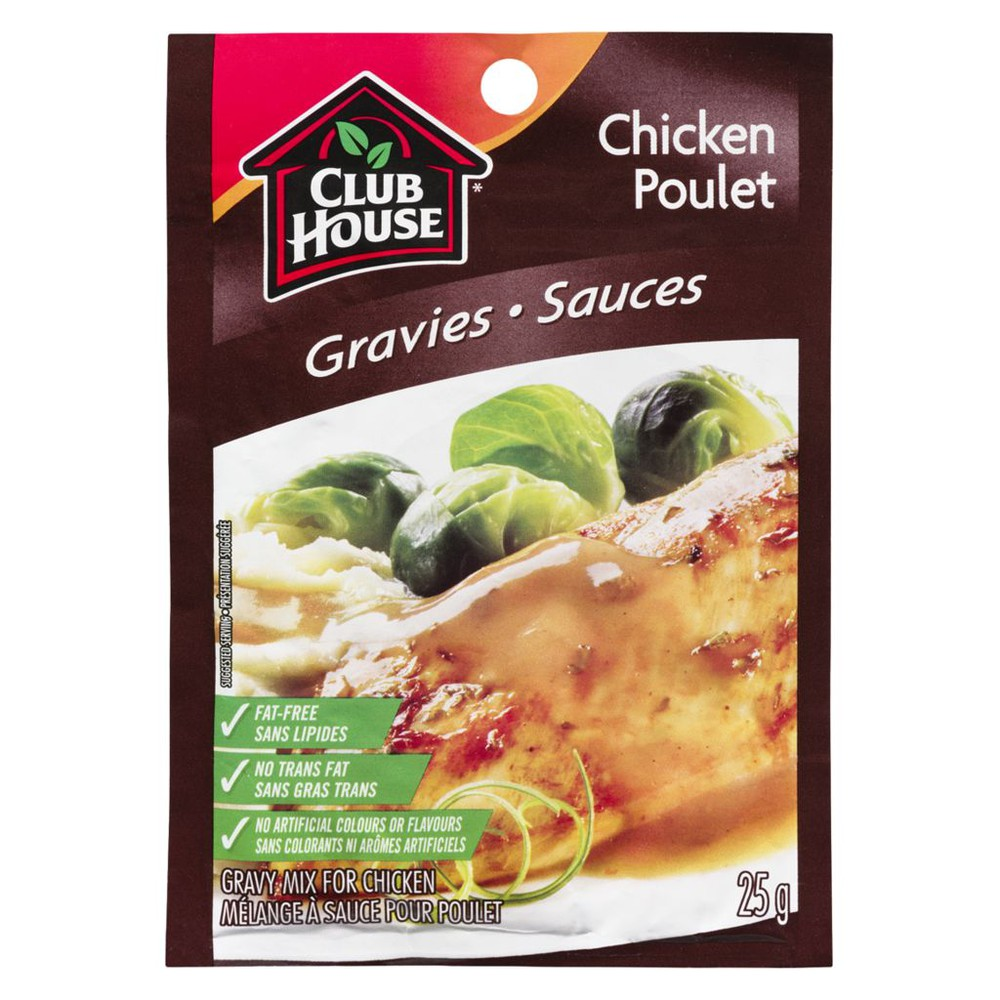 Gravy Mix, Chicken