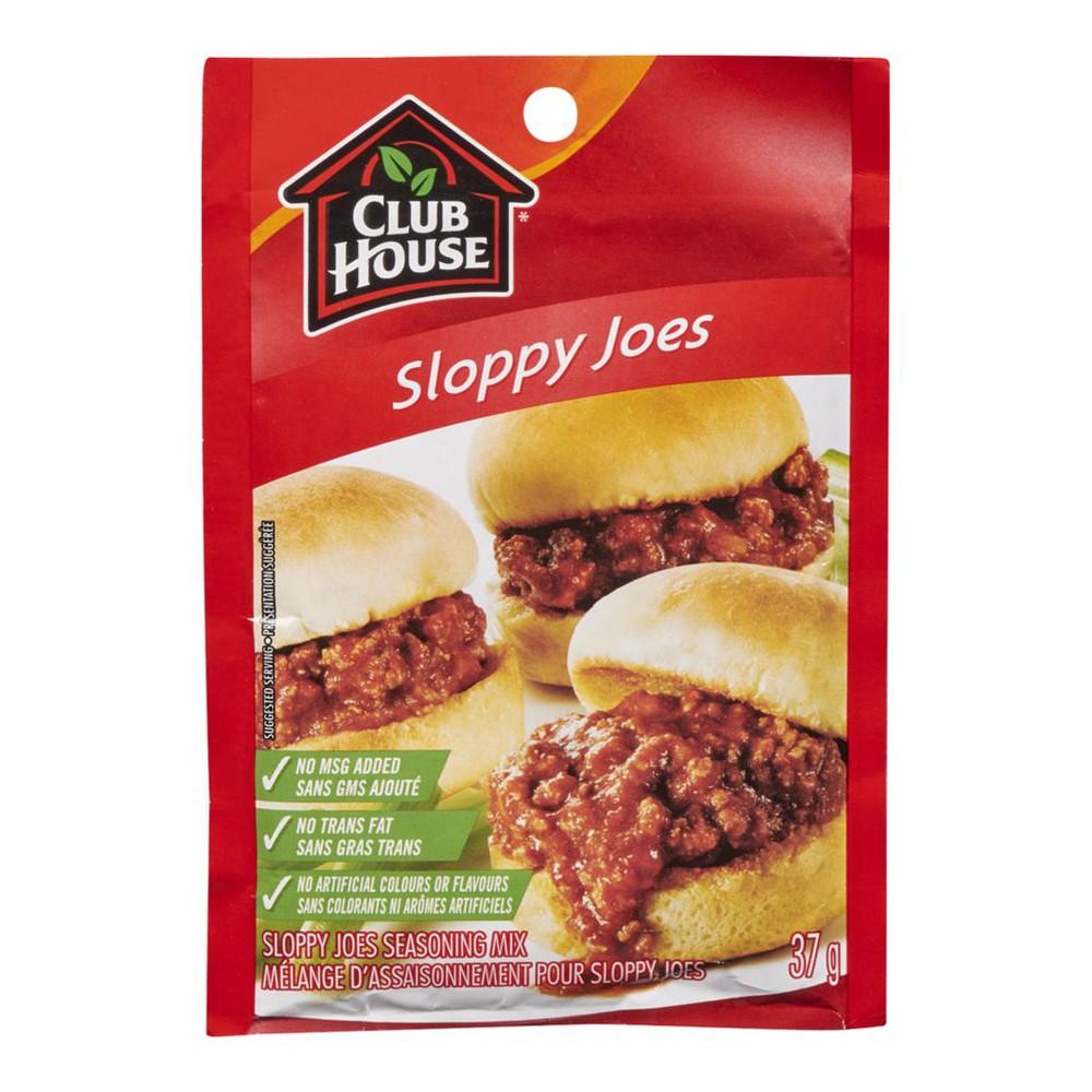 Seasoning Mix, Sloppy Joe