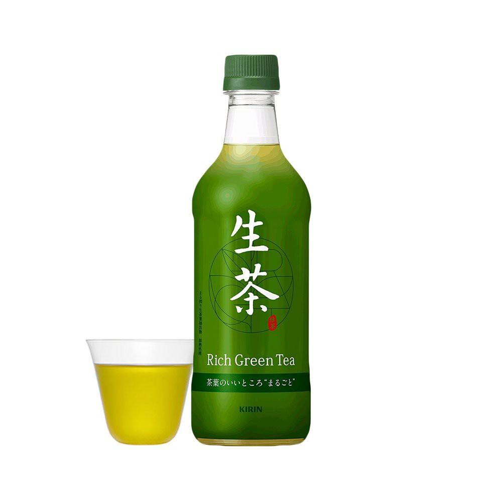 Rich green tea (525ml)