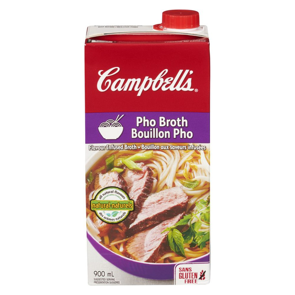 Aseptic Pho Broth