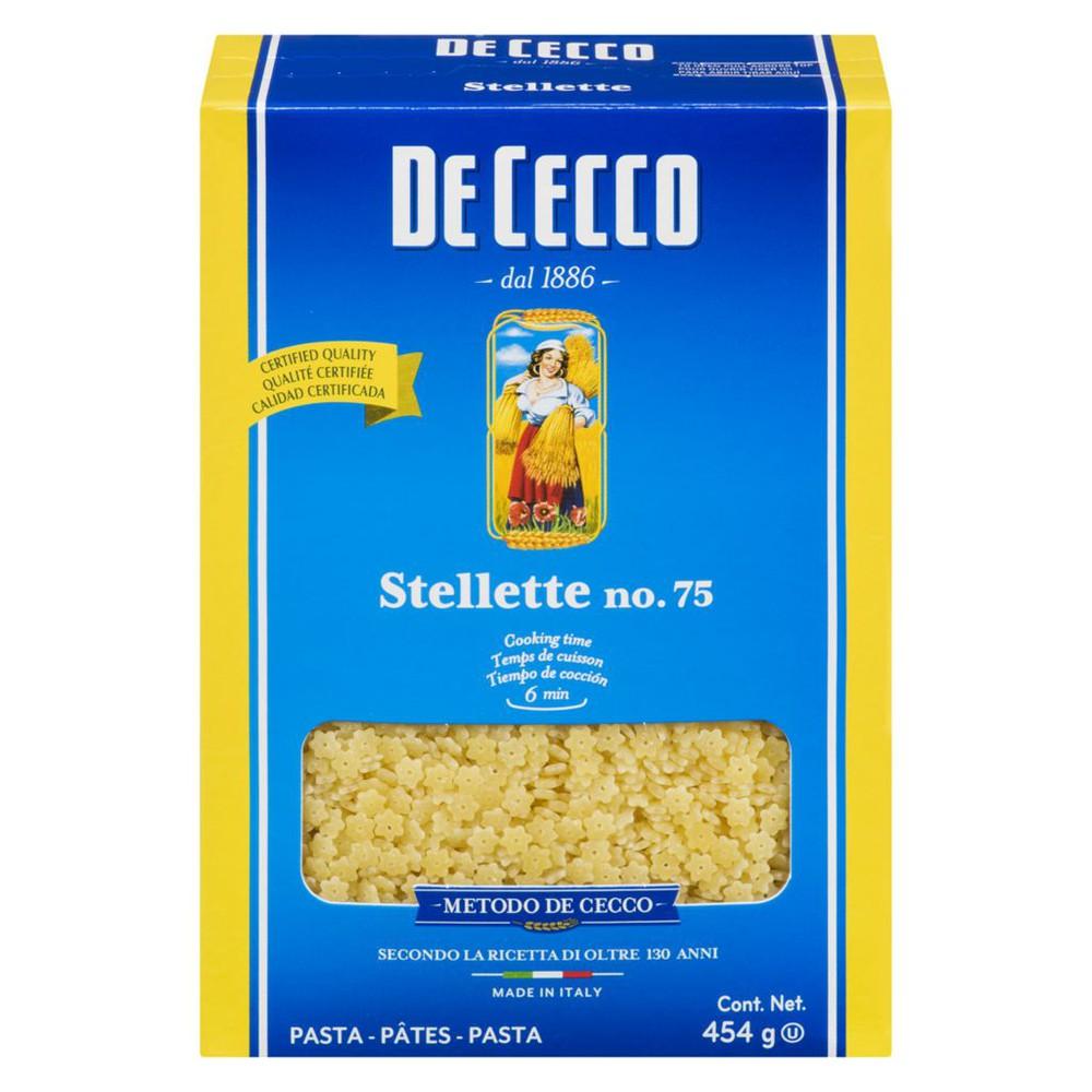Pasta Stellette No. 75
