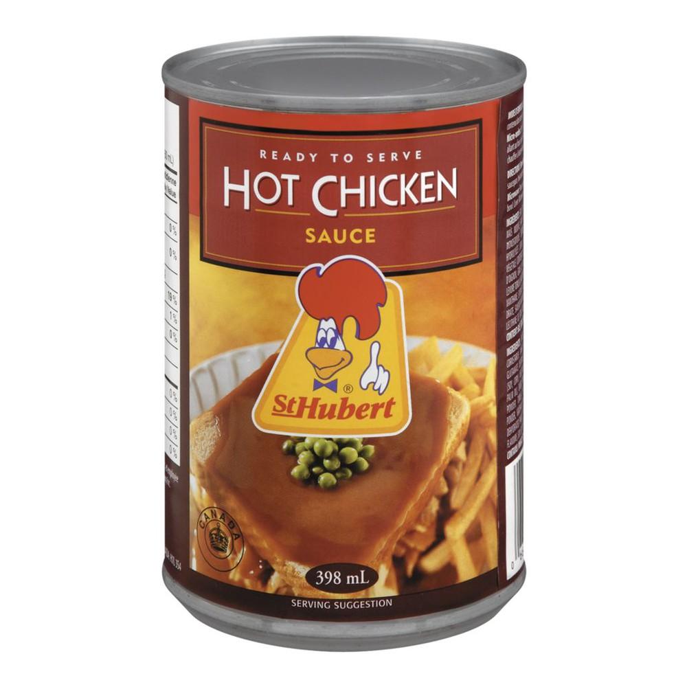 Hot Chicken Sauce