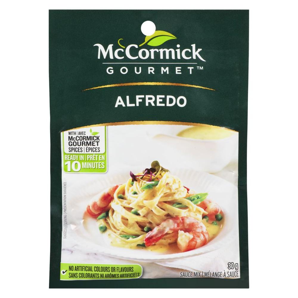 International Sauce Mix, Alfredo