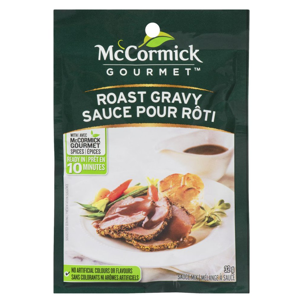 International Sauce Mix, Roast Gravy