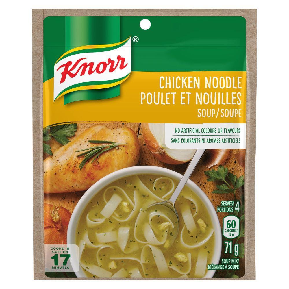 Chicken noodle soup 71 g