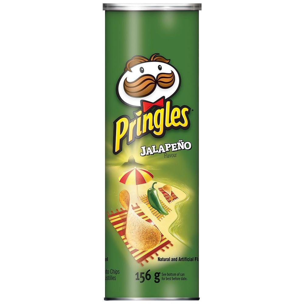 Jalapeno Flavour Potato Chips
