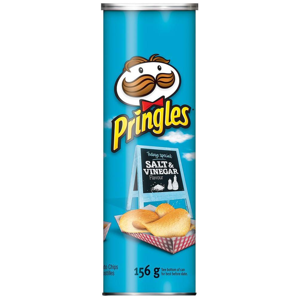 Salt & Vinegar Flavour Potato Chips