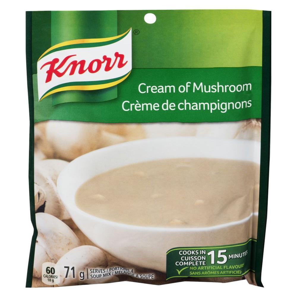 Cream of mushroom soup mix