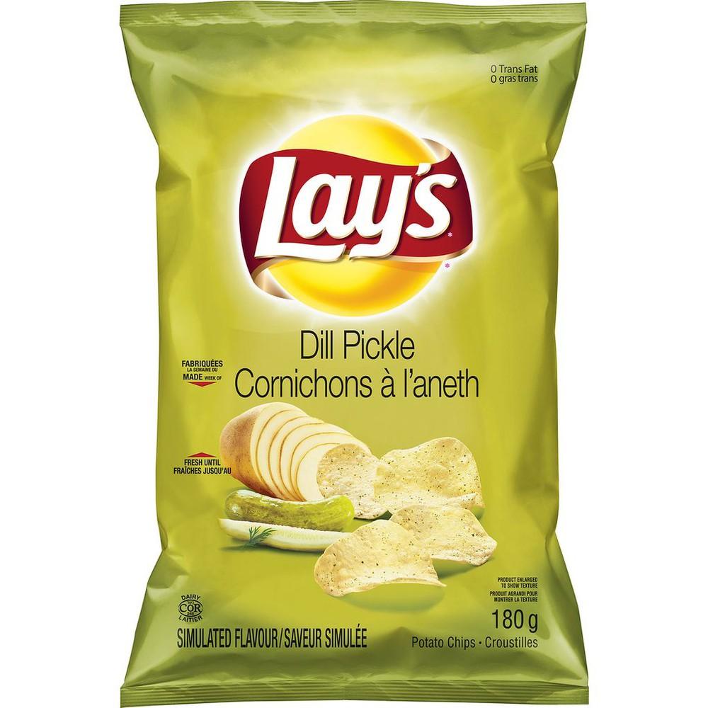 Potato Chips, Dill Pickle