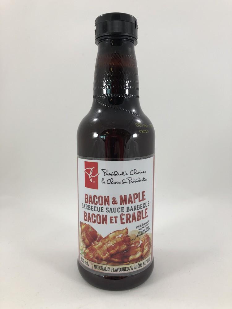 Bacon & Maple Barbecue Sauce