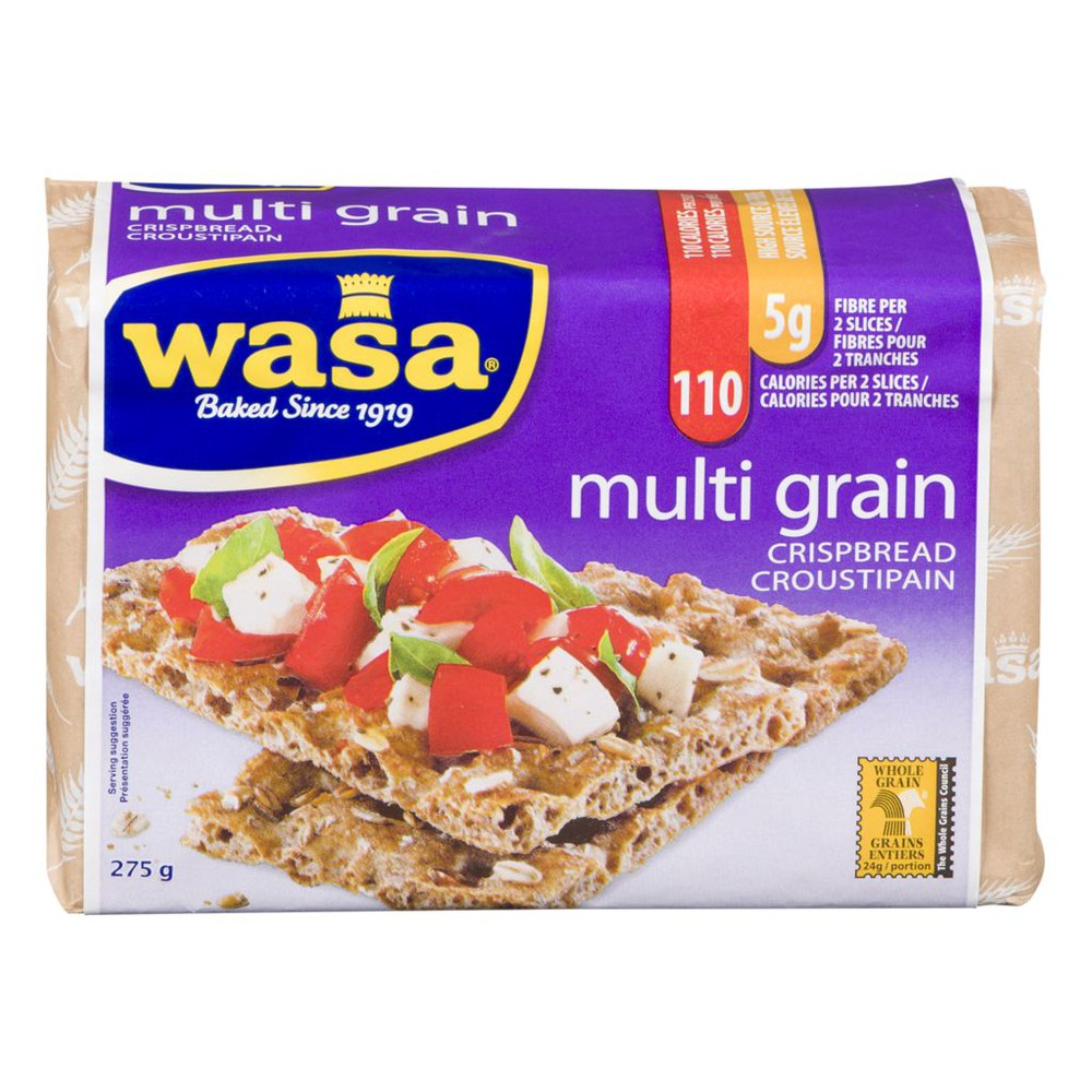Crisp Bread, Multigrain