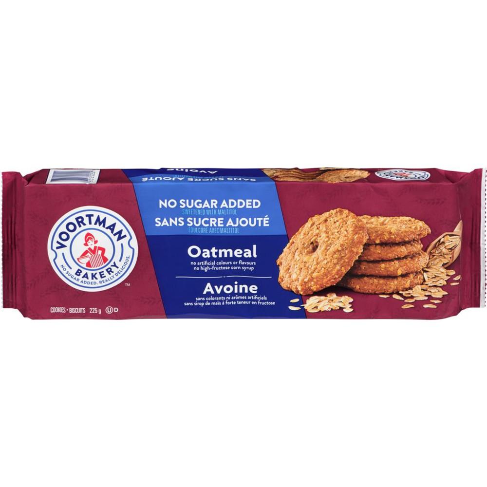 Oatmeal Cookies, No Sugar Added