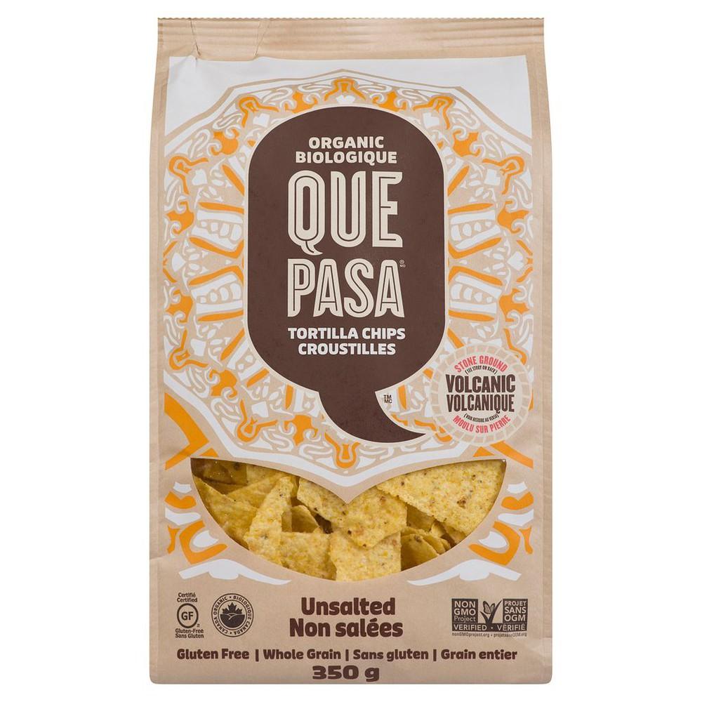 Unsalted Tortilla Chips