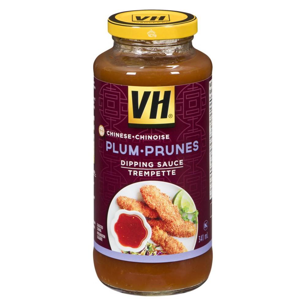 Plum dipping sauce