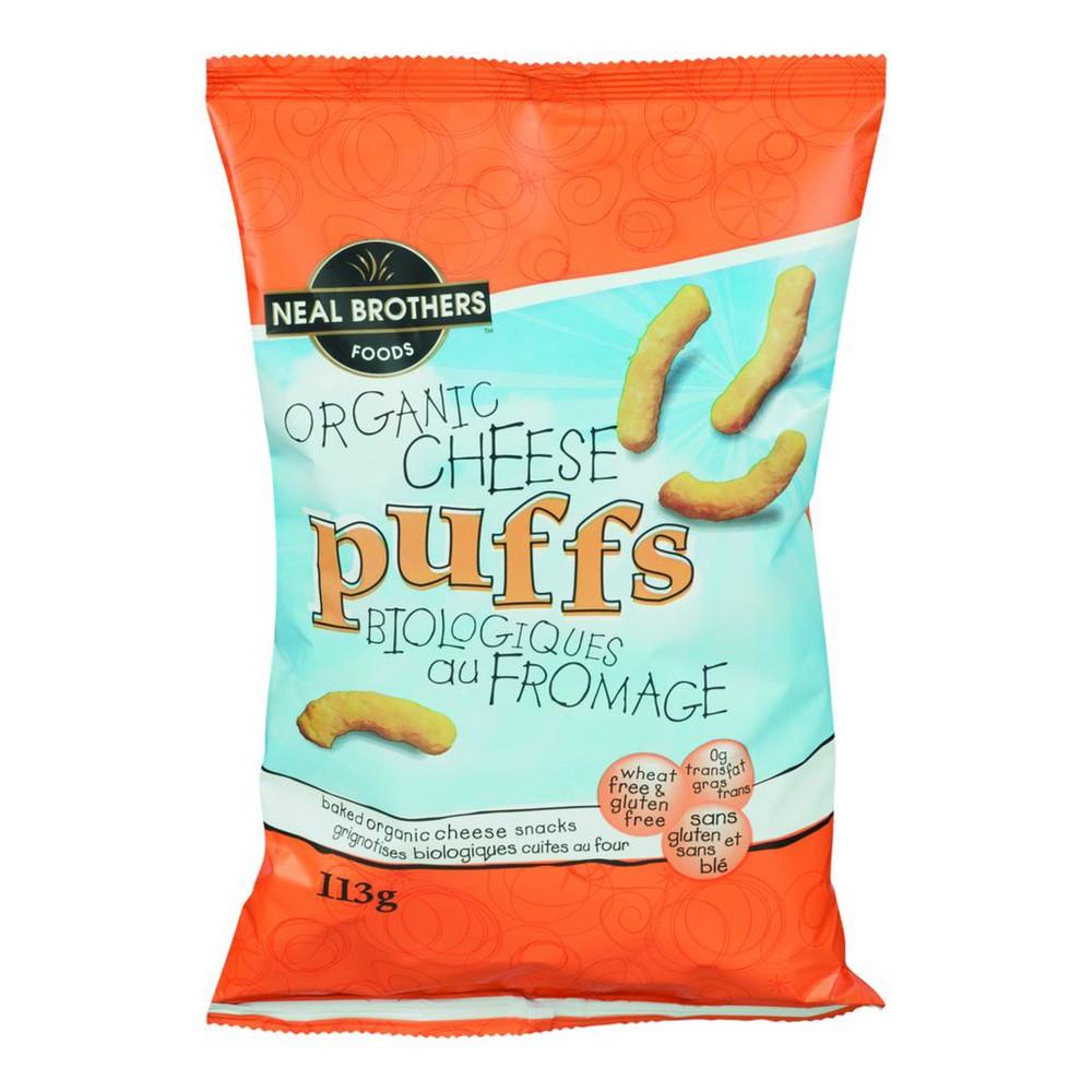Organic Cheese Puffs