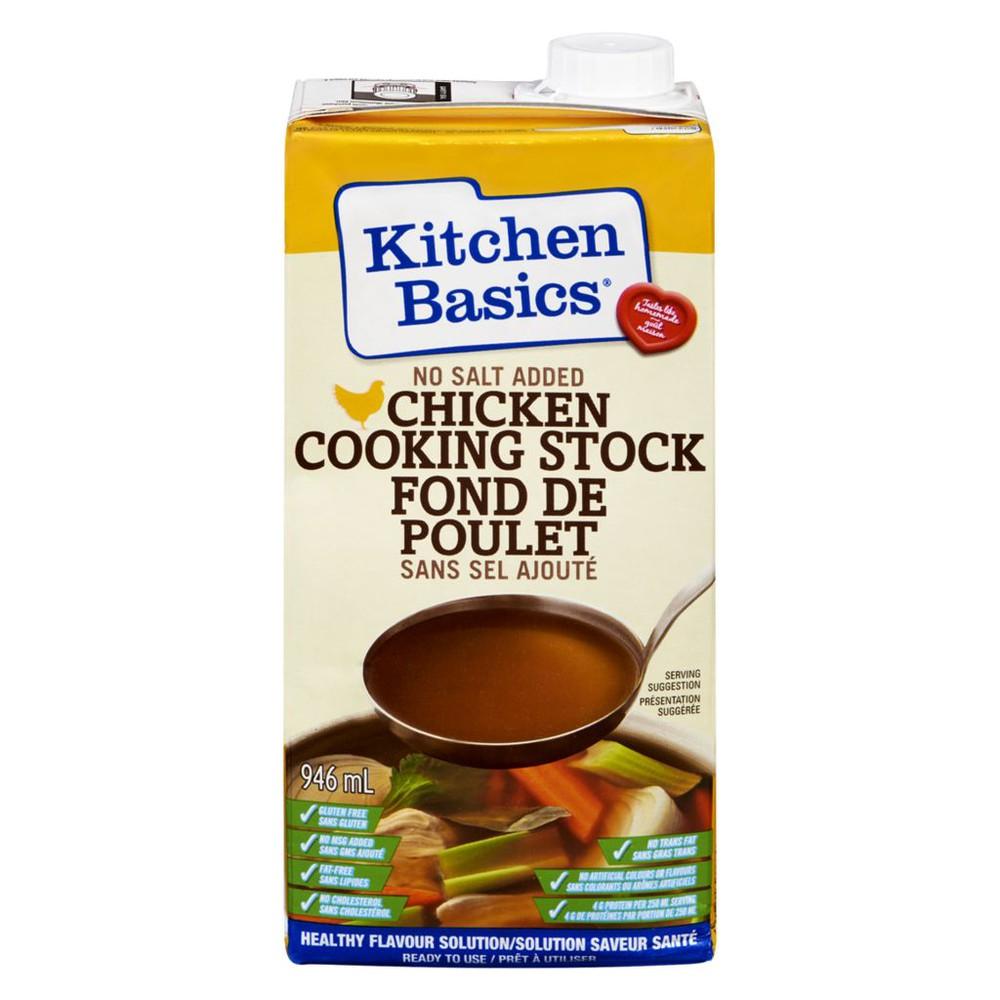 Kitchen Basics  Cooking Stock, Unsalted Chicken