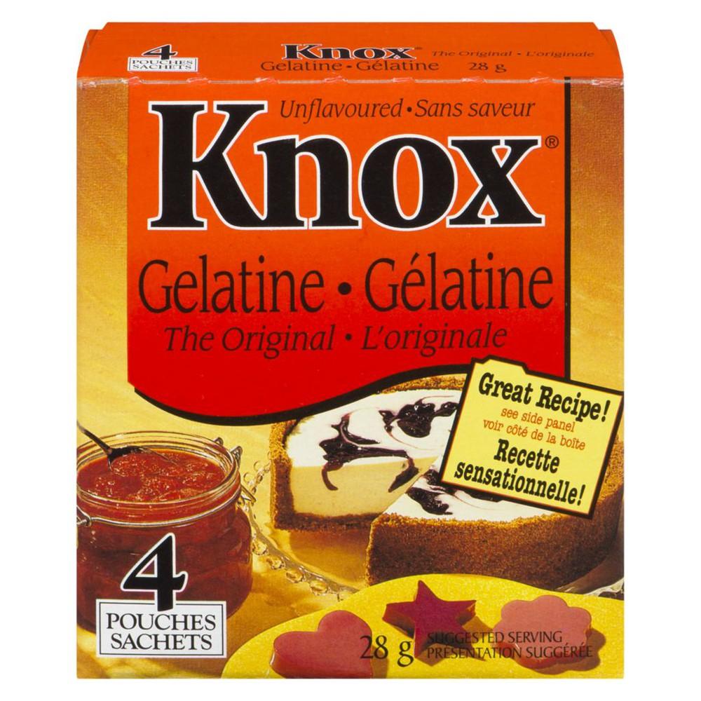 Gelatine, Original