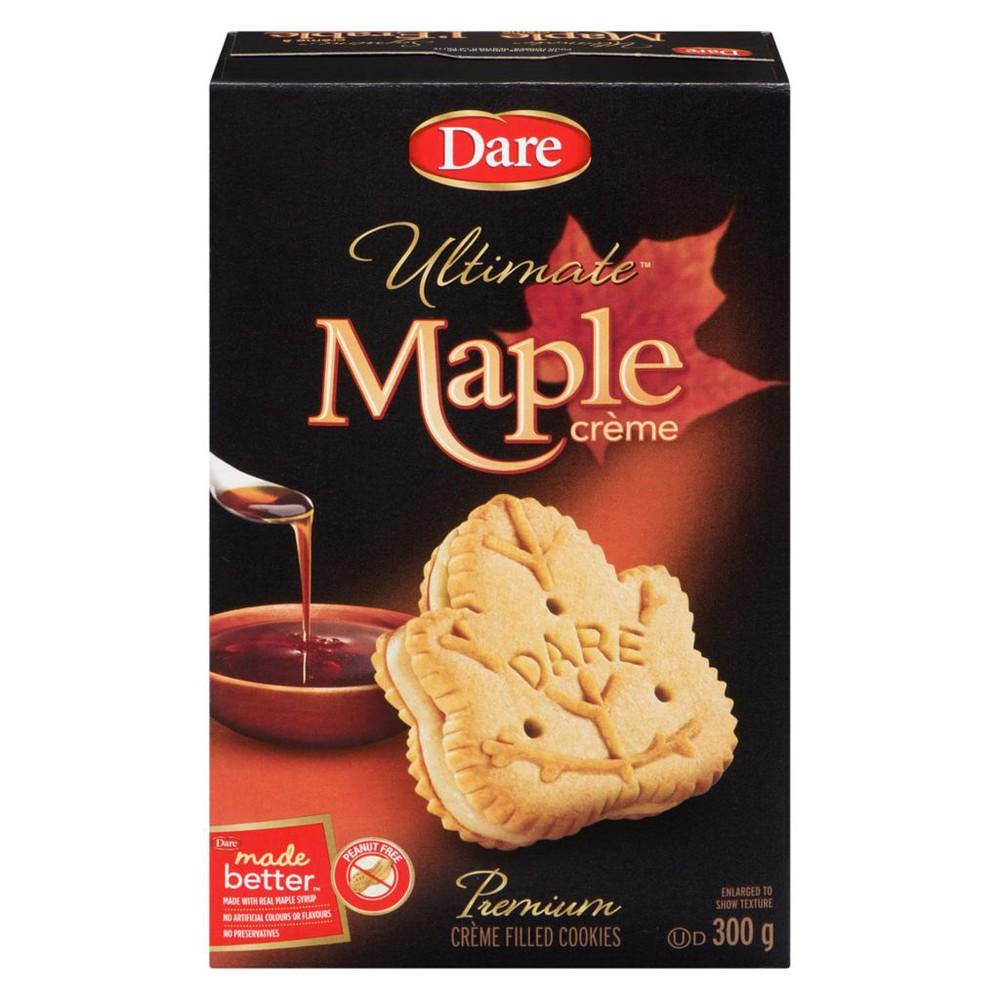 Ultimate Maple Cream