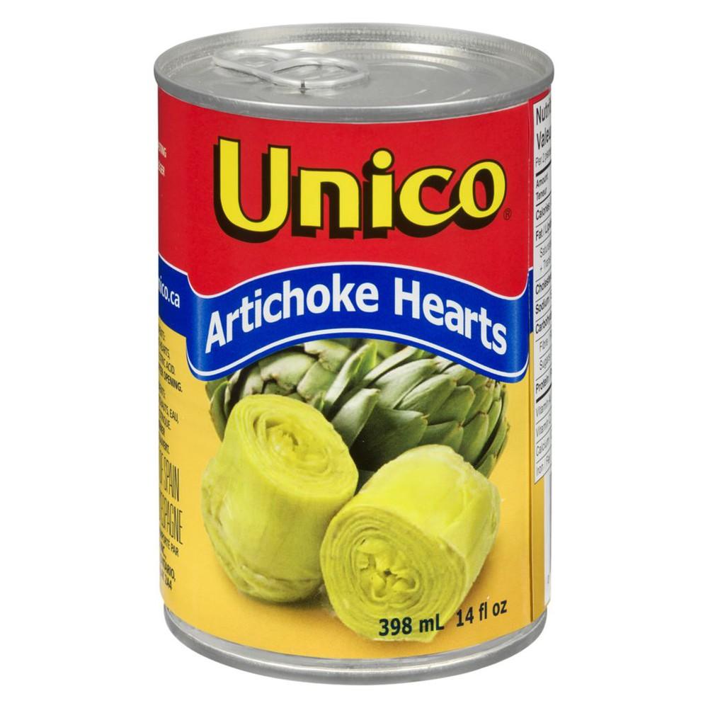 Artichoke Hearts, Whole