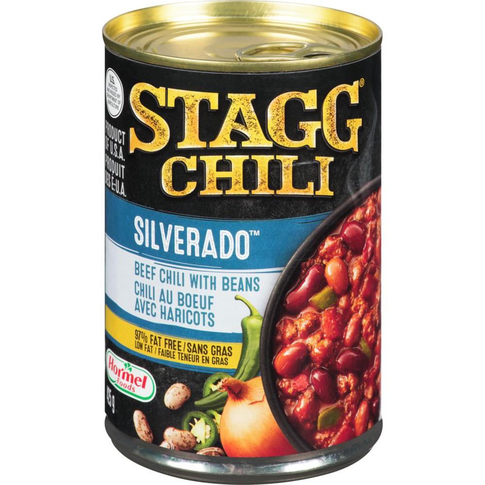 Stagg Chili, Silverado Beef