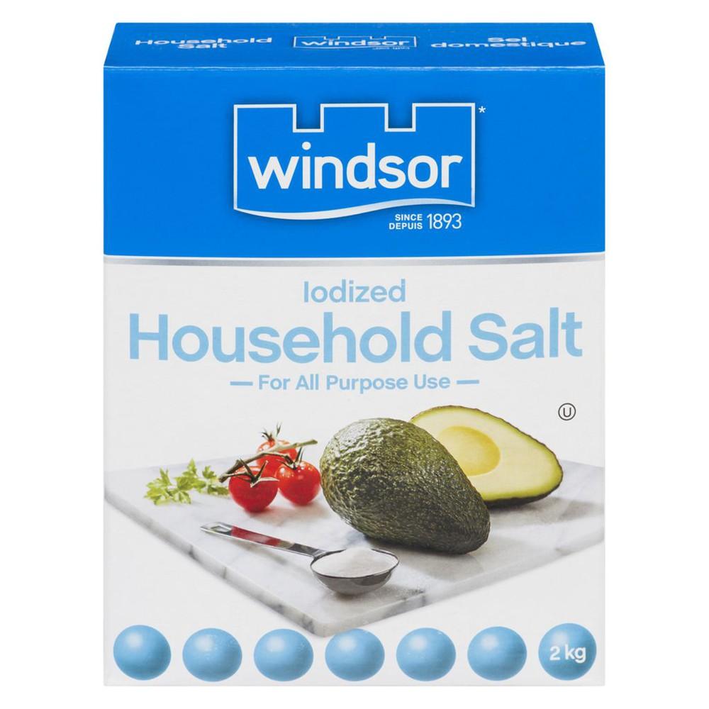 Iodized Household Salt