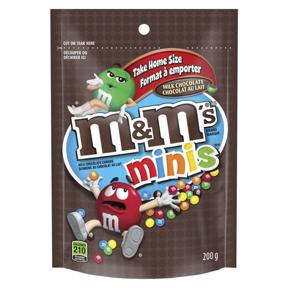 Milk Chocolate, Minis