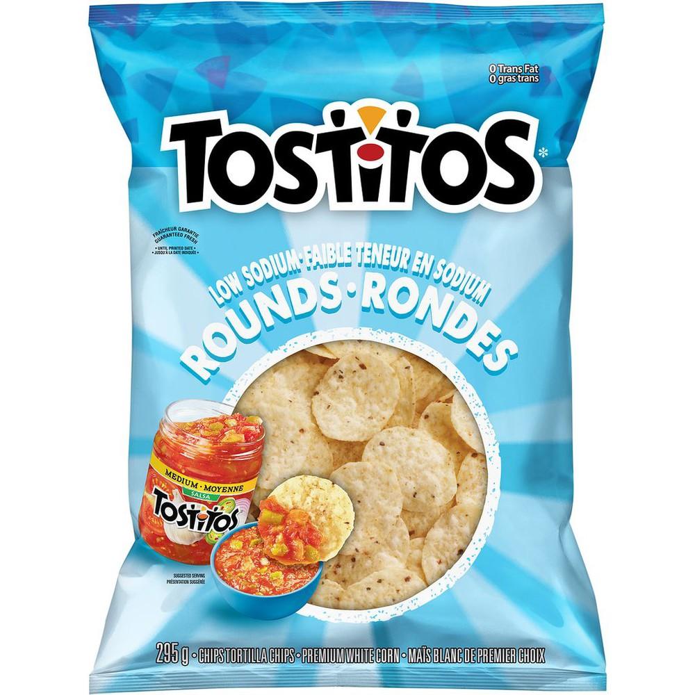 Tortilla Chips, Low Sodium