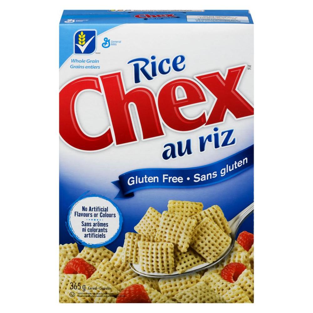 Chex, Rice