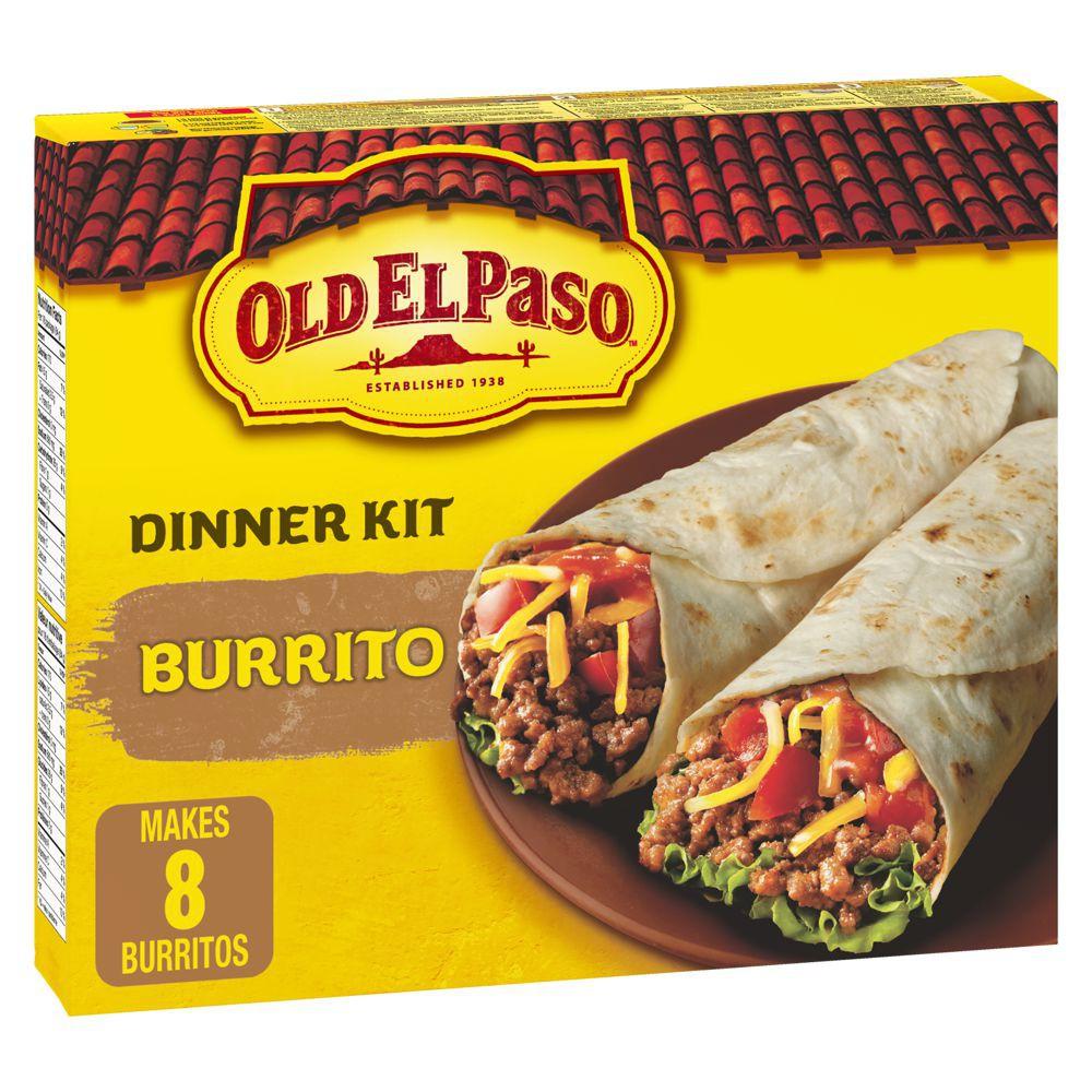 Burrito Dinner Kit