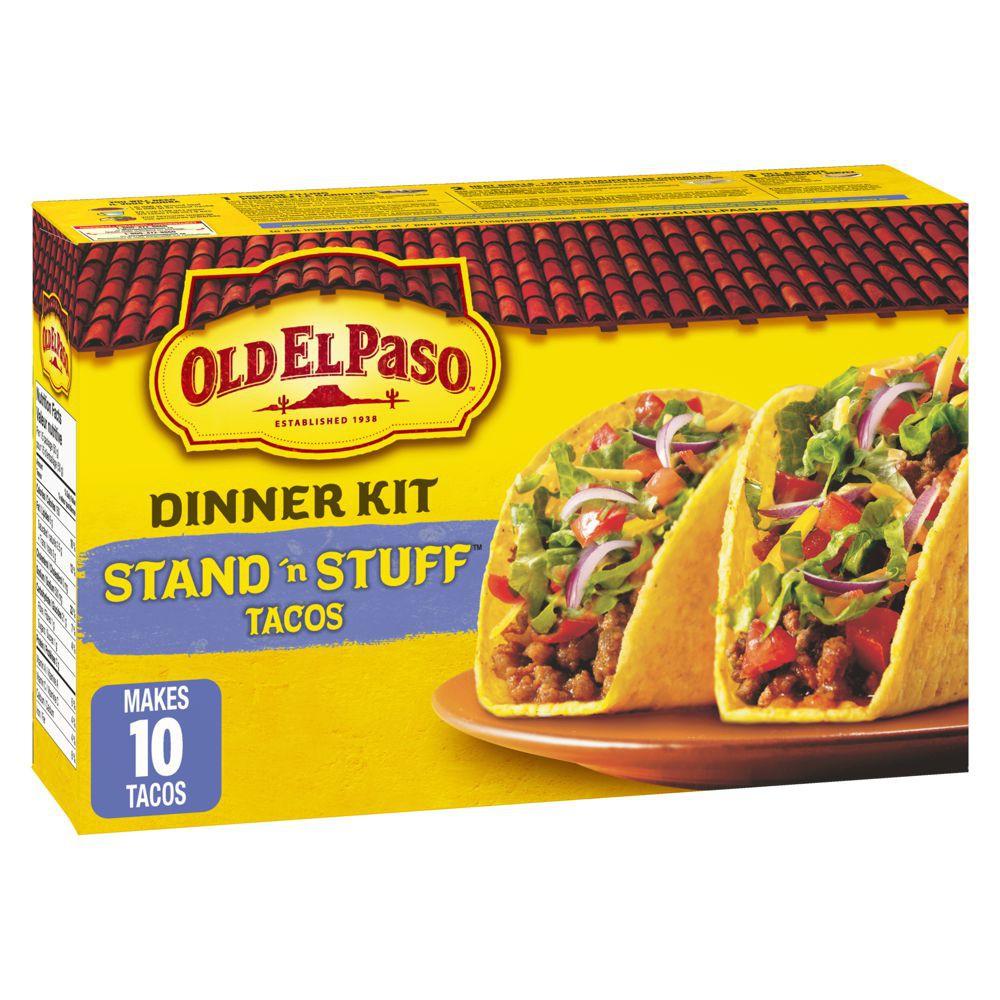 Stand 'N Stuff Taco Dinner Kit