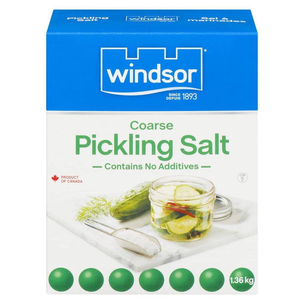 Canning & Pickling Course Salt