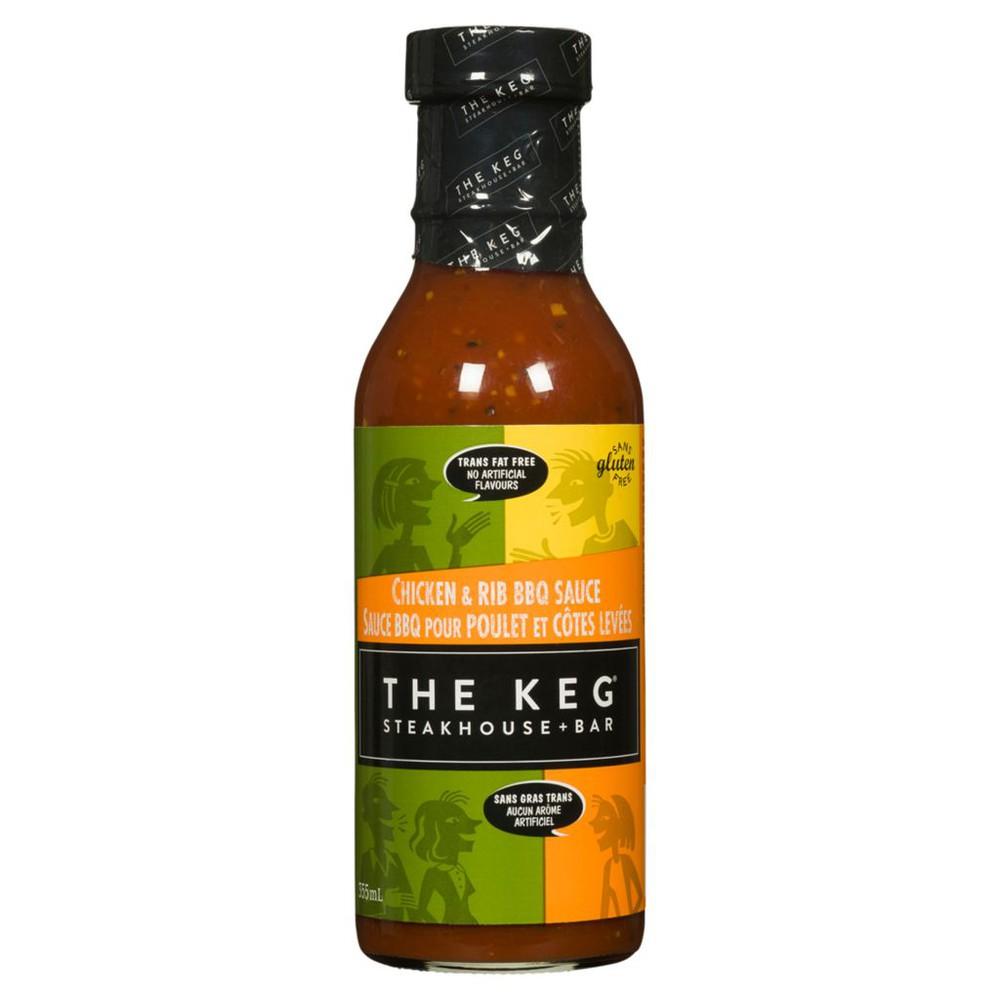 Keg BBQ Sauce Chicken Rib