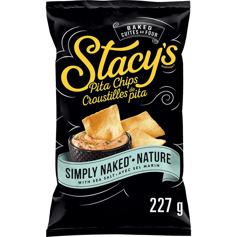 Simply naked pita chips