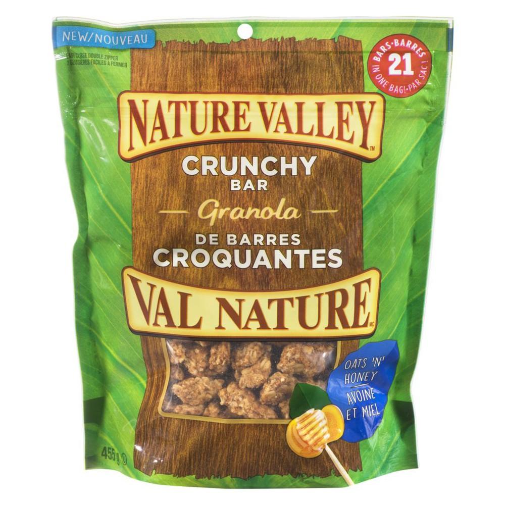 Oats 'n' Honey Granola Crunchy Bar