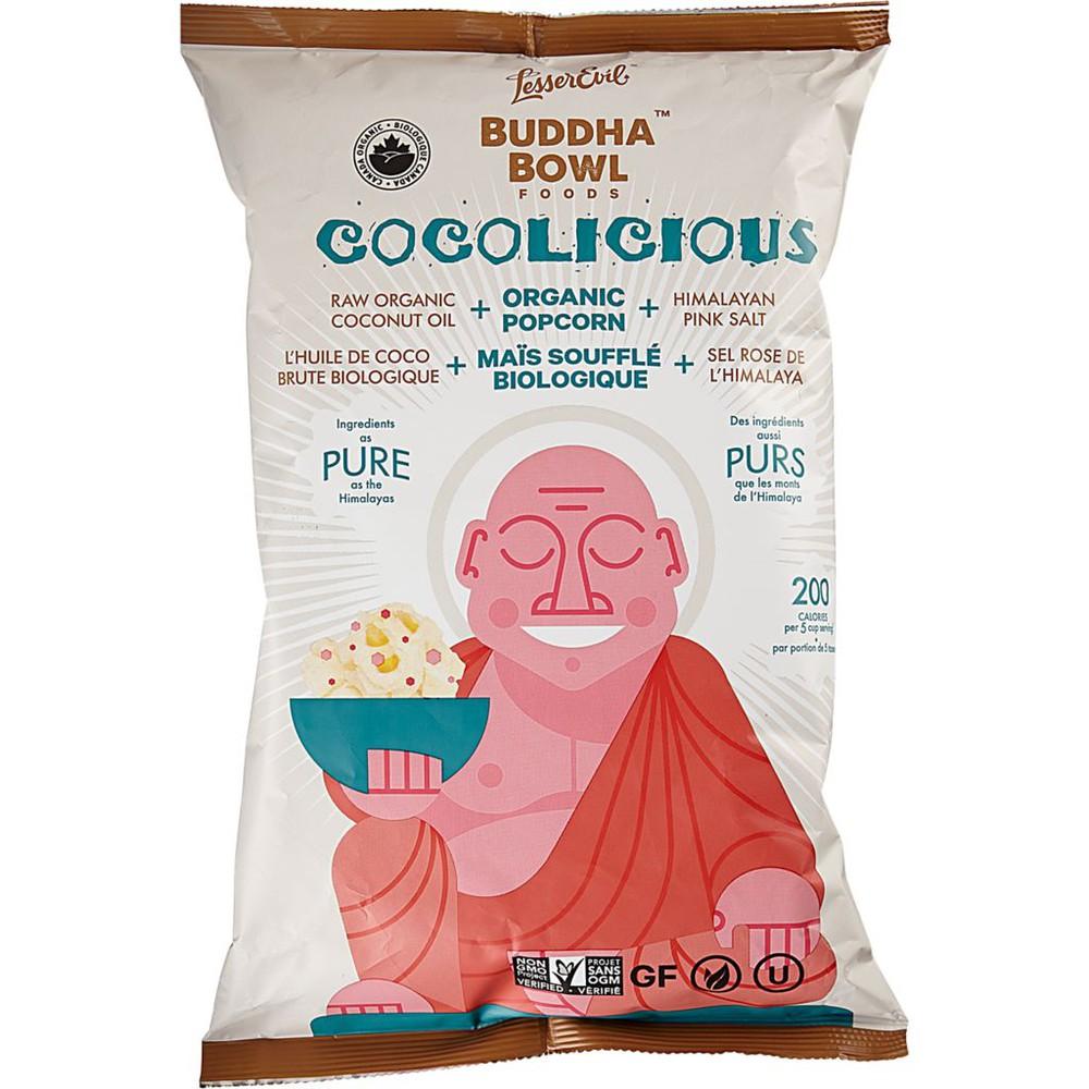 Organic Buddah Bowl Popcorn