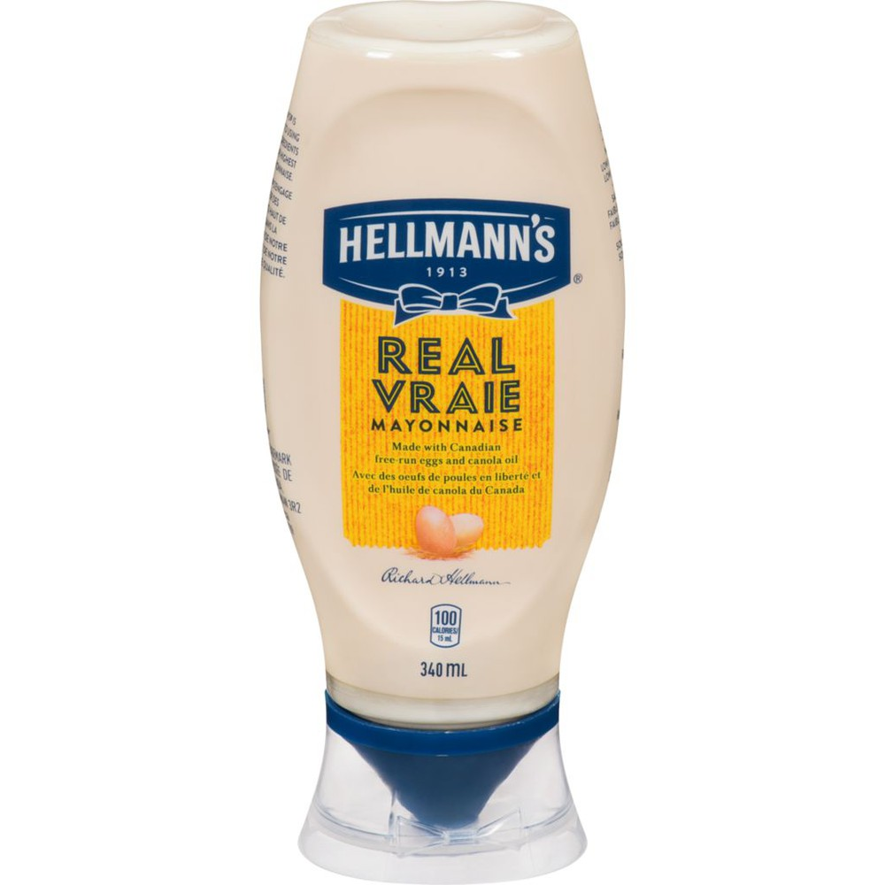Real vraie mayonnaise