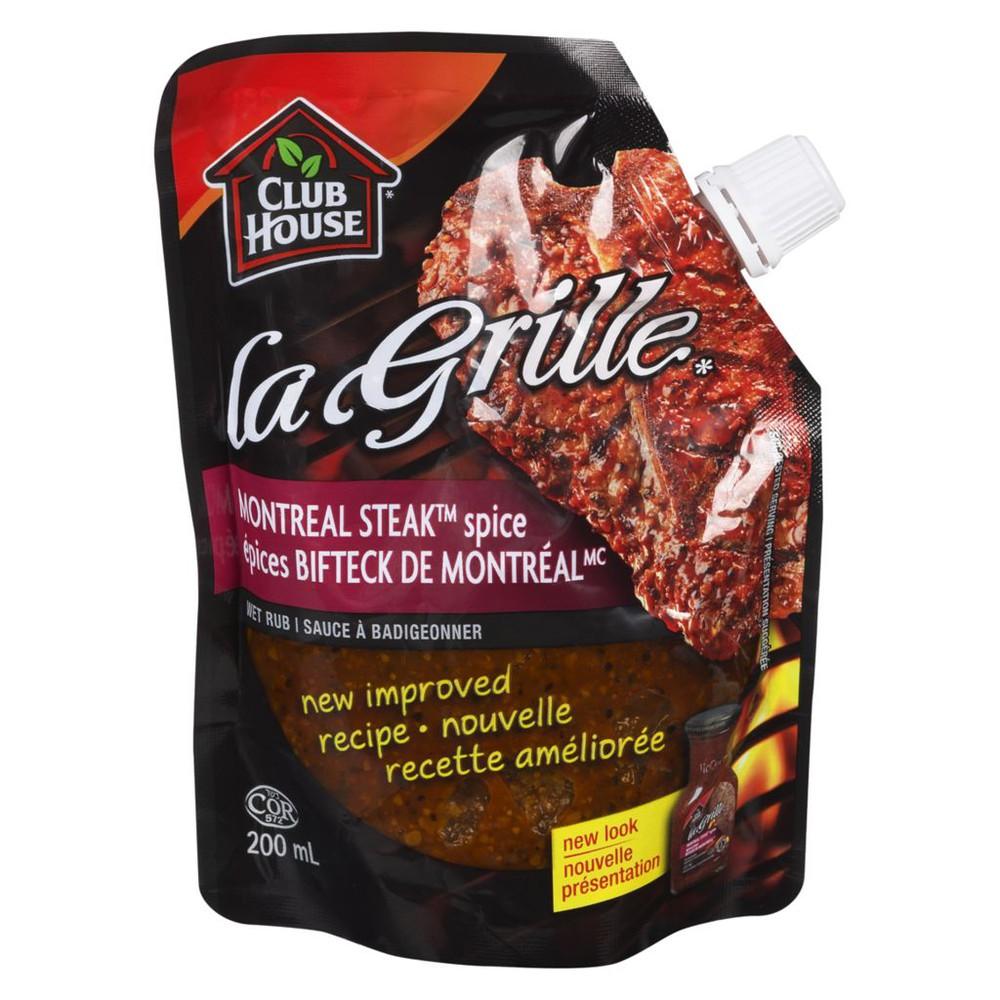 Montreal Steak Spice Wet Rub