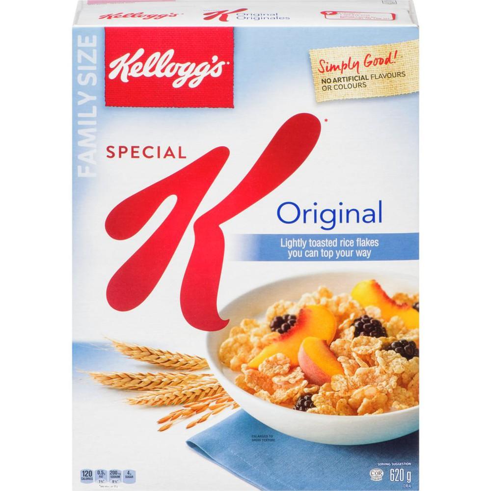 Special K Original Cereal, Family Pack