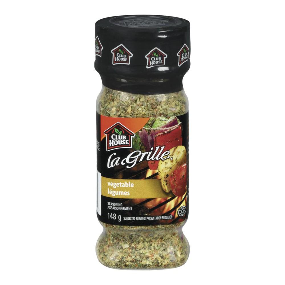 Seasoning, Vegetable