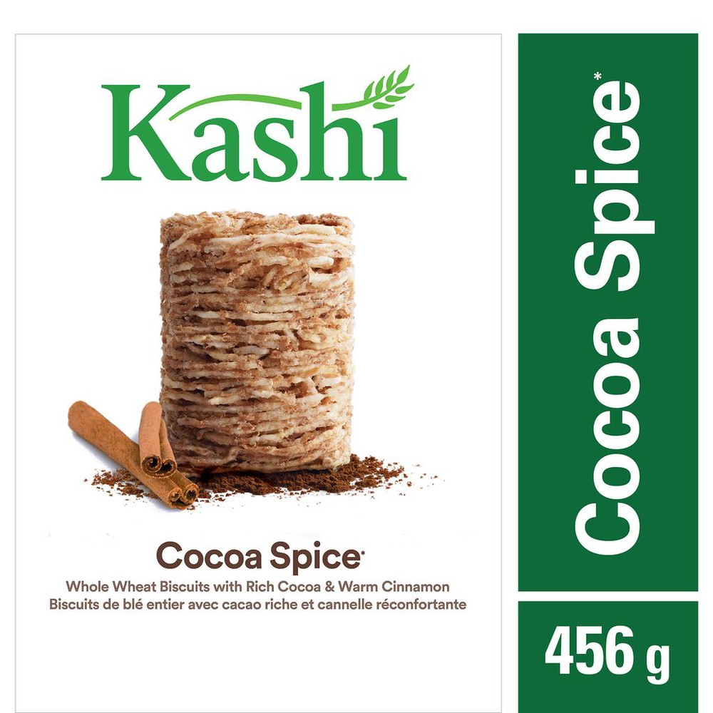 Cocoa Spice Certified Transitional Wheat Cereal