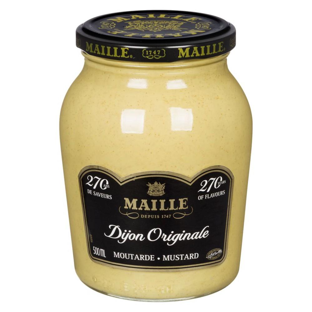 Original dijon mustard