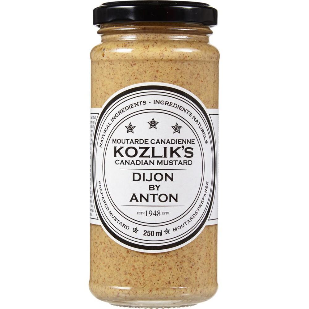Kozlik's Canadian Mustard, Dijon by Anton