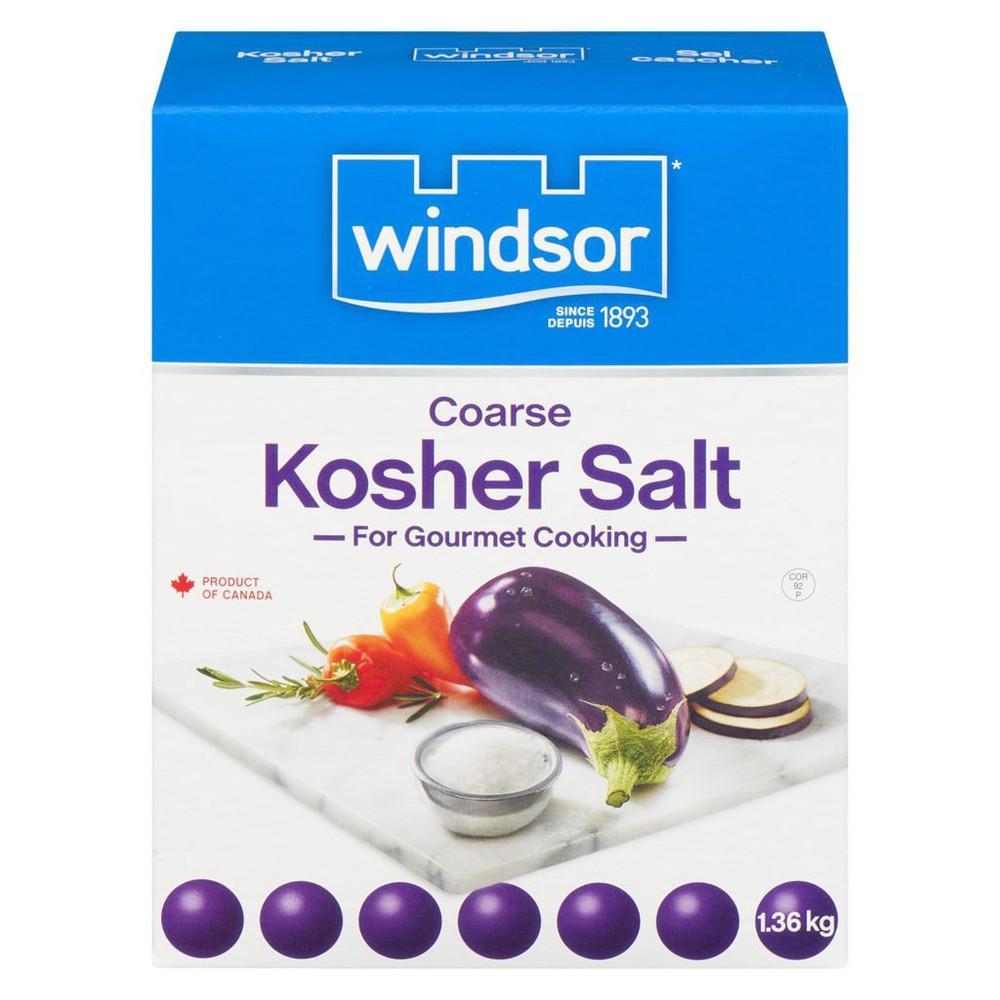 Kosher Salt, Coarse