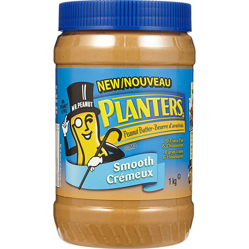Peanut Butter, Smooth
