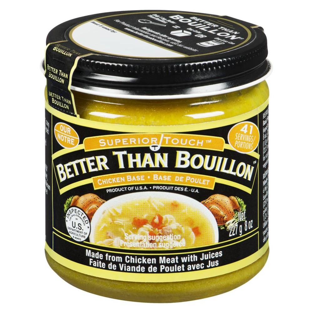 Better Than Bouillon, Chicken Base
