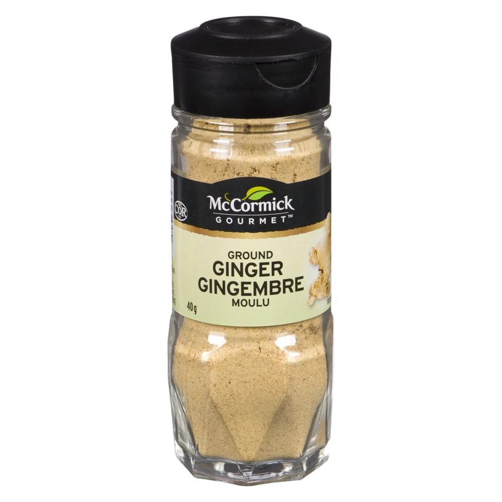 Ginger, Ground