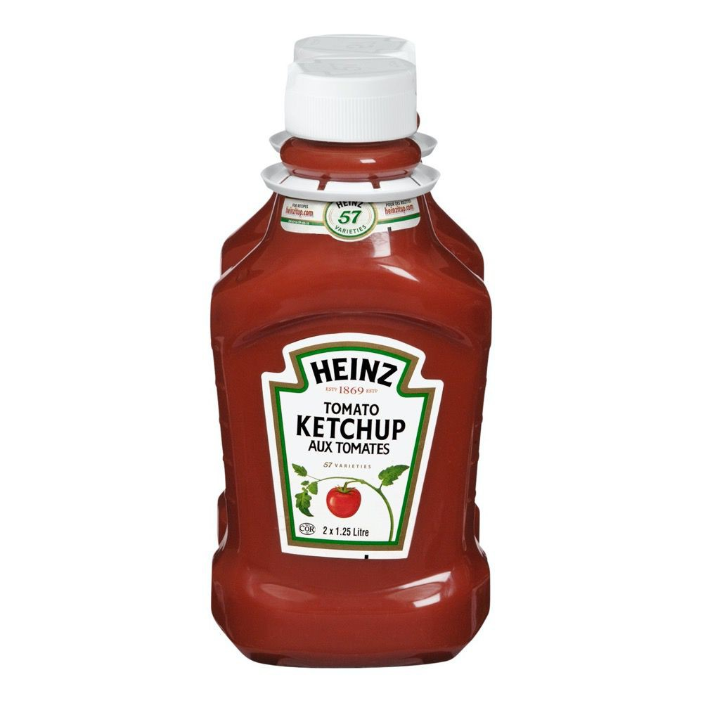 Ketchup twin pack