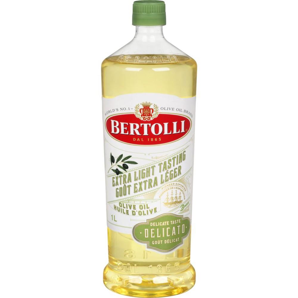 Extra light taste olive oil